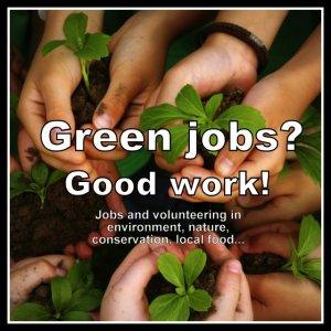Green and environmental jobs: www.GoodWork.ca