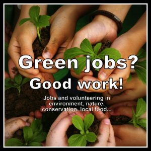 Green and environmental jobs: www.GoodWork.ca