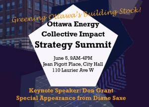 Ottawa Energy Summit 2019